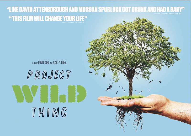 Project Wild Thing - Portland Oregon Screening - January 15 2014